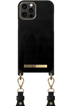 Ideal of sweden Active Necklace Case iPhone 12 Pro Max Dynamic Black