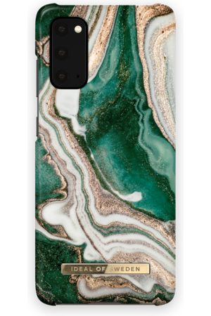 Ideal of sweden Fashion Case Galaxy S20 Golden Jade Marble