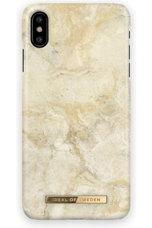 Ideal of sweden Fashion Case iPhone X Sandstorm Marble