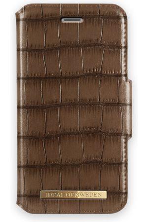 Ideal of sweden Capri Wallet iPhone 8 Brown