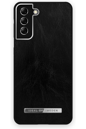 Ideal of sweden Atelier Case Galaxy S21 Plus Glossy Black Silver