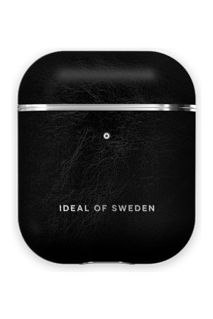 Ideal of sweden Atelier AirPods Case Glossy Black Silver