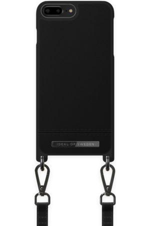 Ideal of sweden Atelier Phone Neckace Case iPhone 8 Plus Onyx Black