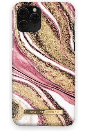 Ideal of sweden Fashion Case iPhone 11 PRO Cosmic Pink Swirl