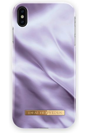 Ideal of sweden Fashion Case iPhone XS MAX Lavender Satin