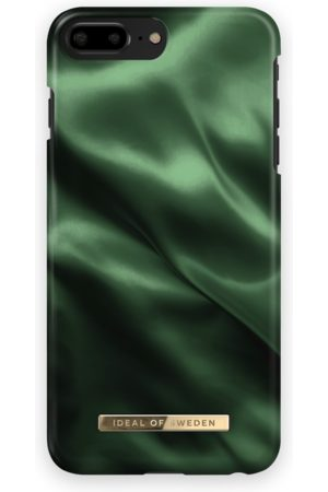 Ideal of sweden Fashion Case iPhone 7 Plus Emerald Satin