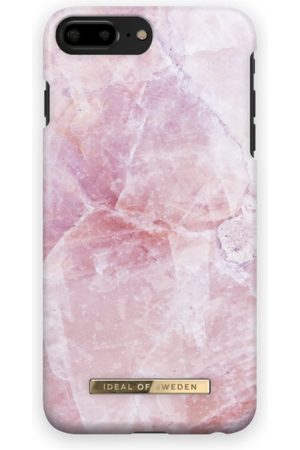 Ideal of sweden Fashion Case iPhone 8 Plus Pilion Pink Marble