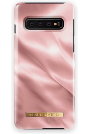 Ideal of sweden Fashion Case Galaxy S10 Rose Satin