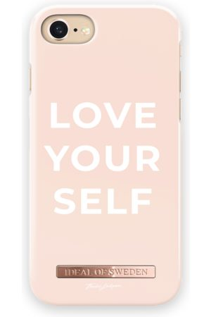 Ideal of sweden Fashion Case T.Lindgren iPhone 8 Love Yourself