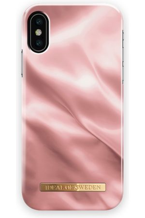 Ideal of sweden Fashion Case iPhone X Rose Satin
