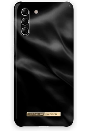 Ideal of sweden Fashion Case Galaxy S21 Plus Black Satin