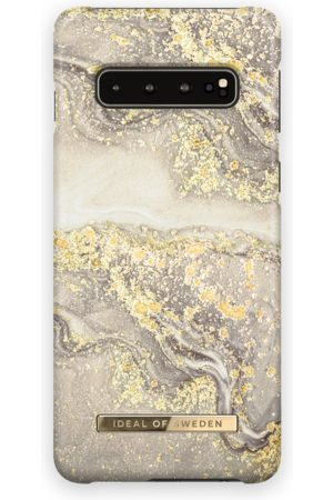 Ideal of sweden Fashion Case Galaxy S10 Sparkle Greige Marble