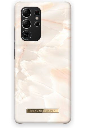 Ideal of sweden Fashion Case Galaxy S21 Ultra Rose Pearl Marble