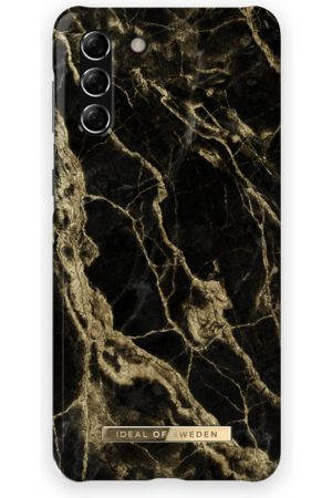 Ideal of sweden Fashion Case Galaxy S21 Plus Golden Smoke Marble