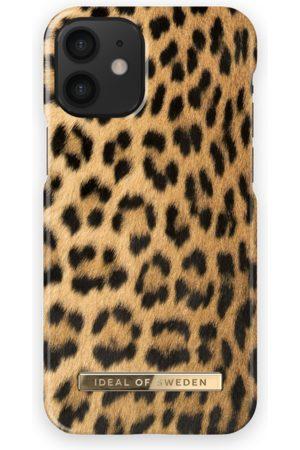 Ideal of sweden Fashion Case iPhone 12 Mini Wild Leopard