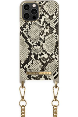 Ideal of sweden Necklace Case iPhone 12 Pro Max Desert Python