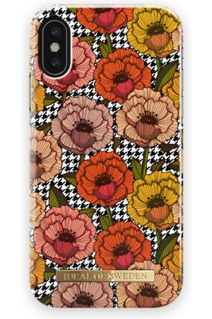Ideal of sweden Fashion Case iPhone X Retro Bloom