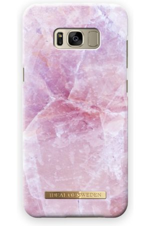 Ideal of sweden Fashion Case Galaxy S8 Plus Pilion Pink Marble