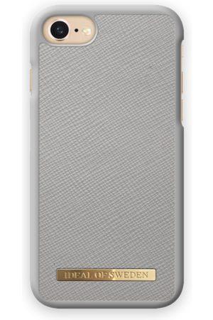 Ideal of sweden Saffiano Case iPhone 7 Light Grey