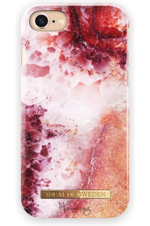 Ideal of sweden Fashion Case Hannalicious iPhone 8 Coral Crush