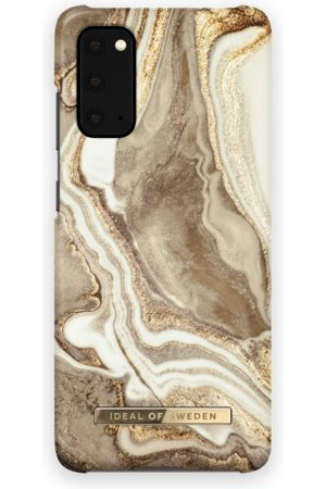 Ideal of sweden Fashion Case Galaxy S20 Golden sand marble