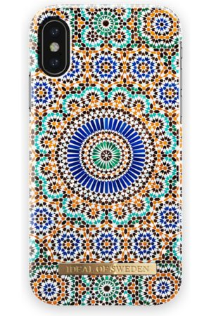 Ideal of sweden Fashion Case iPhone X Moroccan Zellige