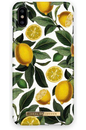 Ideal of sweden Fashion Case iPhone X Lemon Bliss