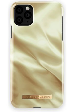 Ideal of sweden Fashion Case iPhone 11 PRO MAX Honey Satin