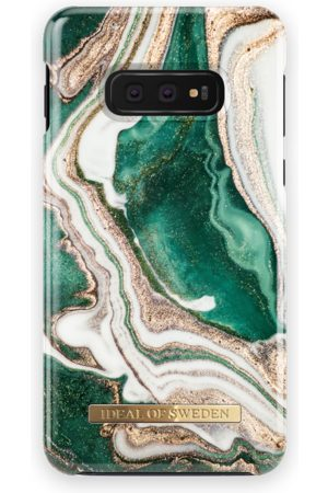 Ideal of sweden Fashion Case Galaxy S10E Golden Jade Marble