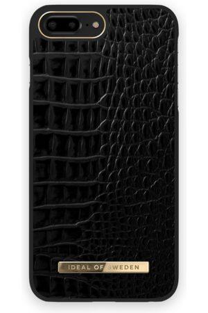 Ideal of sweden Atelier Case iPhone 8 P Neo Noir Croco