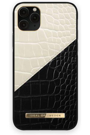 Ideal of sweden Atelier Case iPhone 11 Pro Cream Black Croco