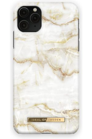 Ideal of sweden Fashion Case iPhone 11 PRO MAX Golden Pearl