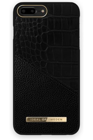 Ideal of sweden Atelier Case iPhone 8 Plus Nightfall Croco