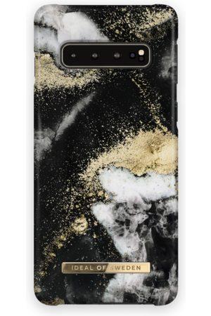 Ideal of sweden Fashion Case Galaxy S10 Black Galaxy Marble