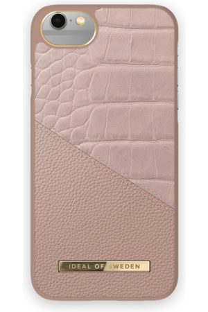 Ideal of sweden Atelier Case iPhone 6/6s Rose Smoke Croco