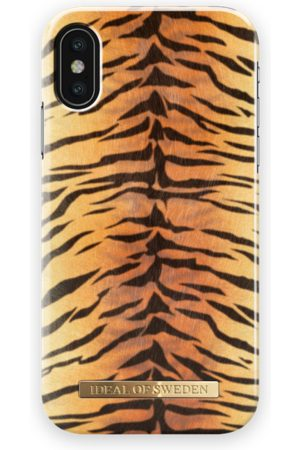 Ideal of sweden Fashion Case iPhone X Sunset Tiger