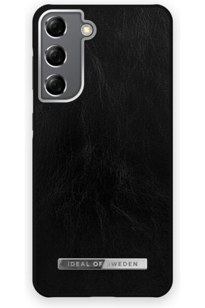 Ideal of sweden Atelier Case Galaxy S21 Glossy Black Silver