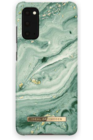 Ideal of sweden Fashion Case Galaxy S20 Mint Swirl Marble