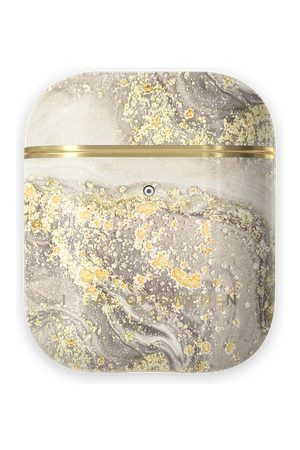 Ideal of sweden Fashion Airpods Case Sparkle Greige Marble