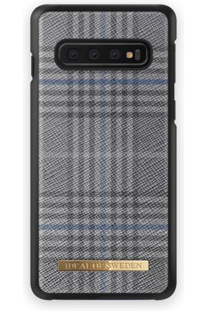 Ideal of sweden Oxford Case Galaxy S10 Grey