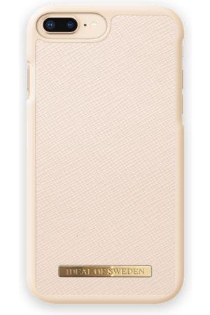 Ideal of sweden Saffiano Case iPhone 7 Plus Beige