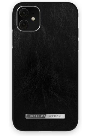 Ideal of sweden Atelier Case iPhone 11 Glossy Black Silver