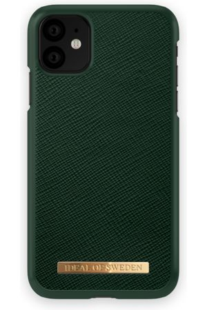 Ideal of sweden Saffiano Case iPhone 11 Green