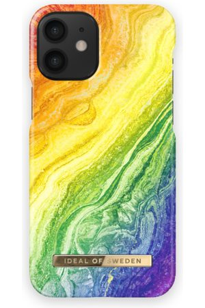 Ideal of sweden Fashion Case iPhone 12 Mini Pride Marble