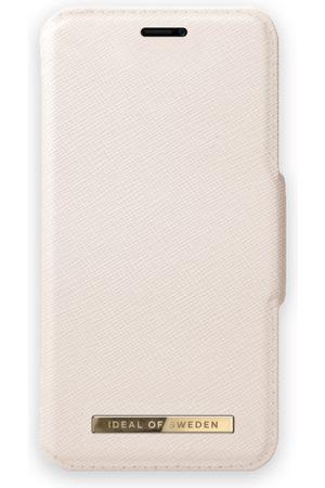Ideal of sweden Fashion Wallet iPhone X Beige