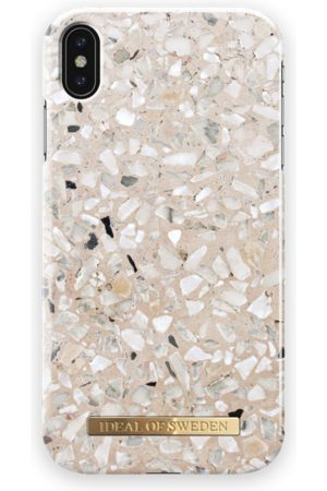 Ideal of sweden Fashion Case iPhone XS Max Greige Terazzo