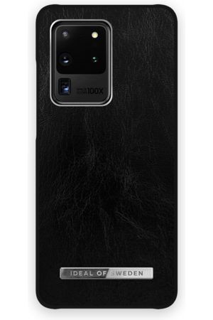 Ideal of sweden Atelier Case Galaxy S20 Ultra Glossy Black Silver