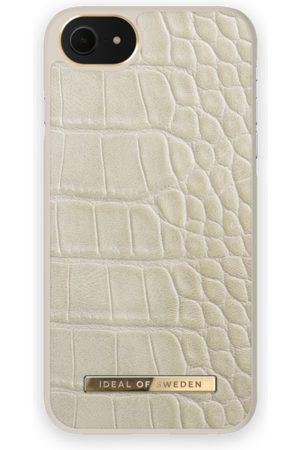 Ideal of sweden Atelier Case iPhone 8 Caramel Croco
