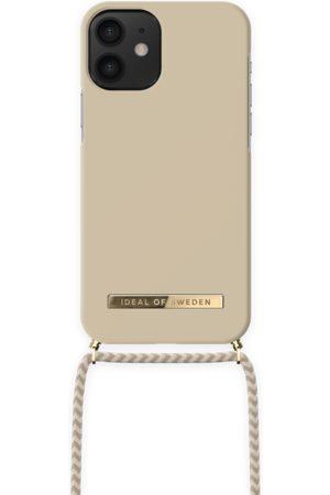 Ideal of sweden Ordinary Phone Necklace Case iPhone 12 Mini Cream Beige