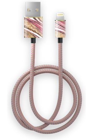 Ideal of sweden Fashion Cable, 2m Cosmic Pink Swirl